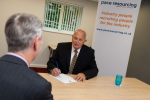 Pace Resourcing Adrian Vicker